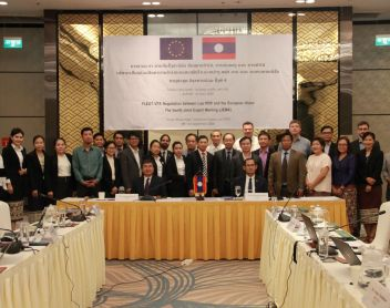 The European Union and Laos conclude the fourth Joint Expert…