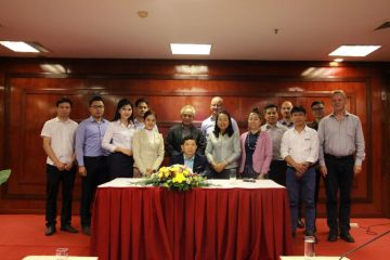 Consultation meetings mark the kick-off for an analysis in the forestry and wood processing sector